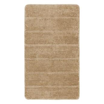 Beżowy dywanik łazienkowy Wenko Steps, 120x70 cm