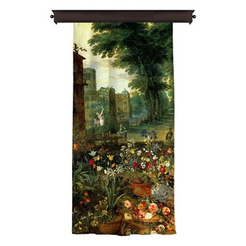 Zasłona Curtain Mertie, 140x260 cm