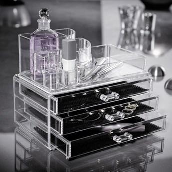 Organizer na kosmetyki i biżuterię Compactor Jewelery