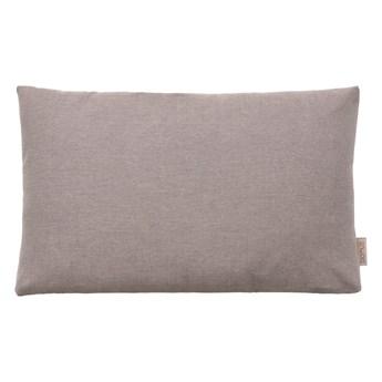 Ciemnoróżowa bawełniana poszewka na poduszkę Blomus, 60x40cm