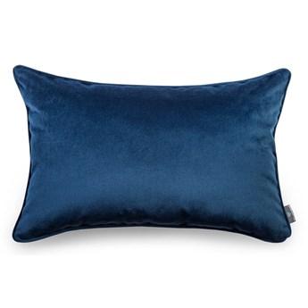Niebieska poszewka na poduszkę WeLoveBeds Royal, 40x60 cm