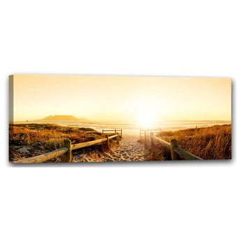 Obraz Styler Canvas Harmony Beach, 60x150 cm