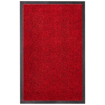 Czerwona wycieraczka Zala Living Smart, 28x45 cm
