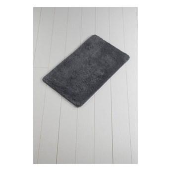 Ciemnoszary dywanik łazienkowy Minto Duratto, 100x60 cm