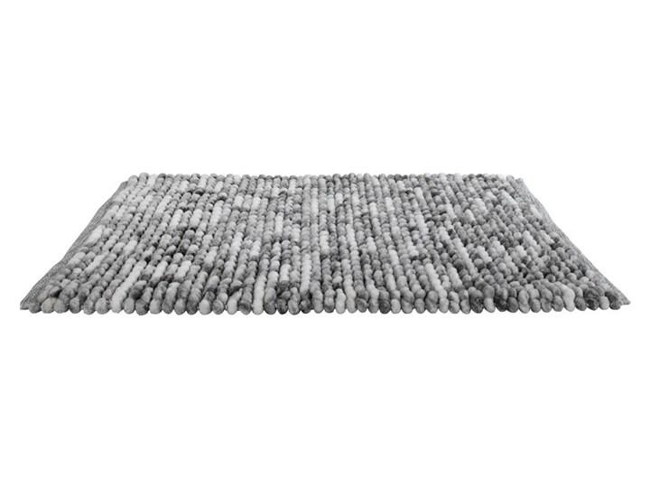 Szary dywanik łazienkowy Wenko Smooth Grey, 90x60 cm Prostokątny 60x90 cm Kategoria Dywaniki łazienkowe