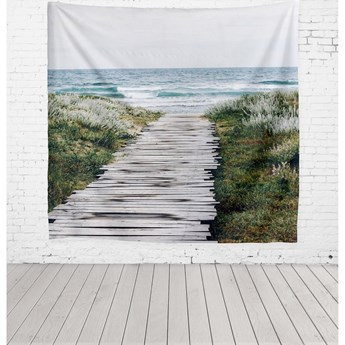 Tkanina dekoracyjna Really Nice Things Beach Way, 140x140 cm