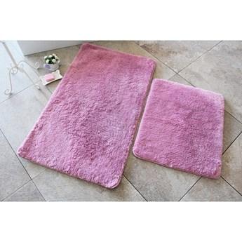 Zestaw 2 dywaników łazienkowych