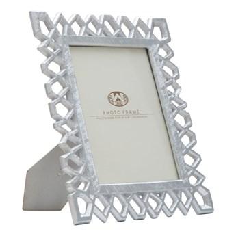 Ramka na zdjęcia w kolorze srebrnym Mauro Ferretti Classic, 23x28 cm