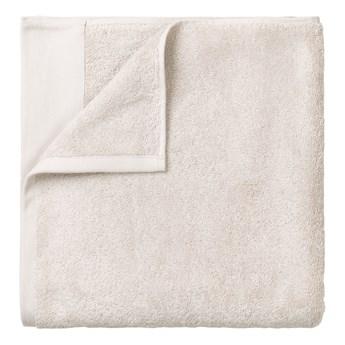 Biały bawełniany ręcznik Blomus, 50x100 cm