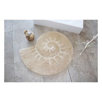 Dywanik łazienkowy Helix Rock, Ø 90 cm