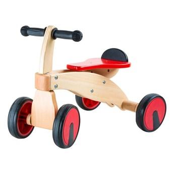Dziecięcy rowerek biegowy Legler Red Racer