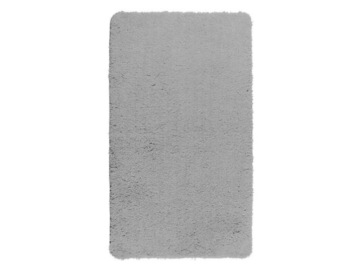 Jasnoszary dywanik łazienkowy Wenko Belize, 90x60 cm