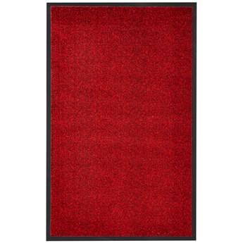 Czerwona wycieraczka Zala Living Smart, 28x75cm