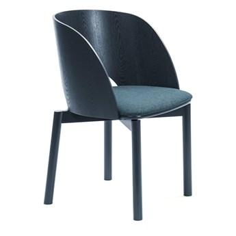 Niebieskie krzesło Teulat Dam