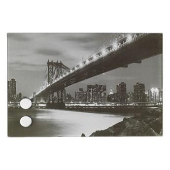 Magnetyczna szafeczka na klucze Wenko Manhattan Bridge Big