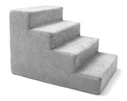 Jasnoszare schodki dla psa/kota Marendog Stairs, 40x60x40 cm