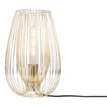 Lampa stołowa w kolorze złota Leitmotiv Lucid Large