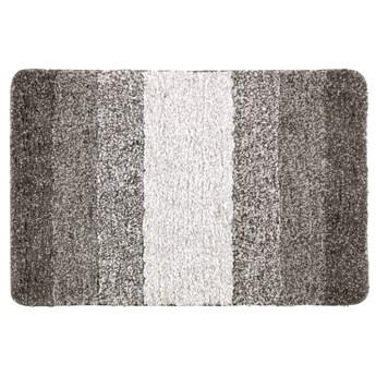 Brązowobeżowy dywanik łazienkowy Wenko Luso, 60x90 cm