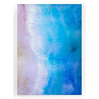 Obraz na płótnie Velvet Atelier Shore, 50x70 cm