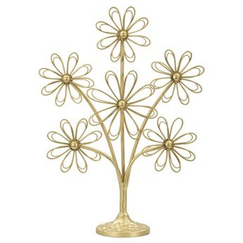 Dekoracyjna figurka z żelaza w złotym kolorze Mauro Ferretti Biglettini