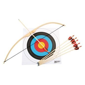 Łuk dziecięcy ze strzałami i tarczą Legler Target
