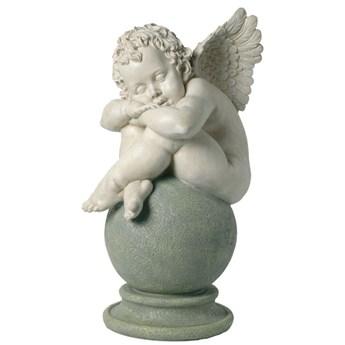 Dekoracja Angel I, 64 cm