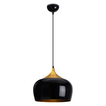 Czarna lampa wisząca Opviq lights Berceste Elegant