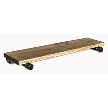 Półka drewniana Raffik Pipe