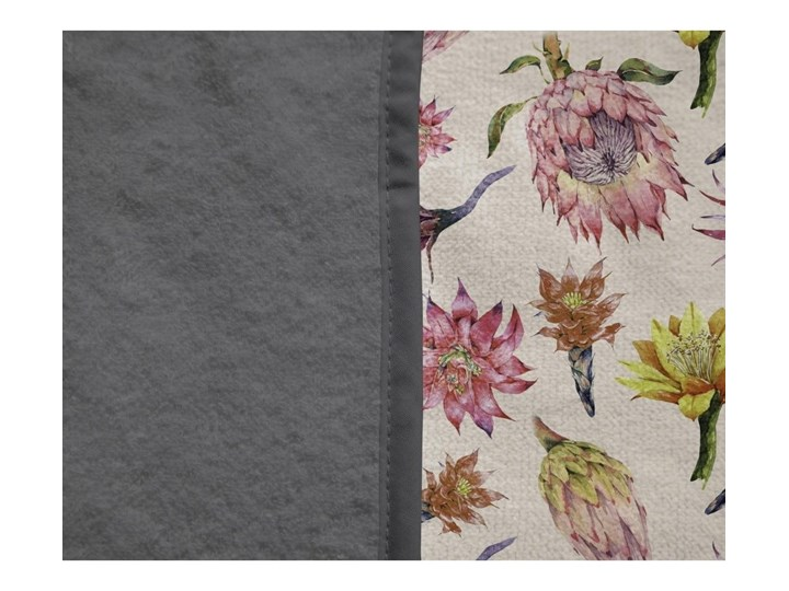 Zestaw 3 ręczników Madre Selva Flores Salvajes Ręcznik kąpielowy Młodzieżowe 30x40 cm 60x140 cm Komplet ręczników Bawełna 40x90 cm Łazienkowe Kategoria Ręczniki