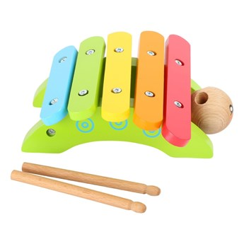 Ksylofon drewniany dla dzieci Legler Snail