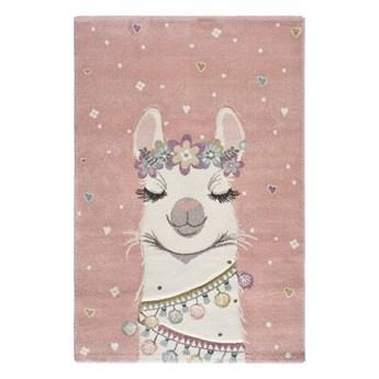 Dziecięcy dywan Universal Kinder Lama, 120x170 cm