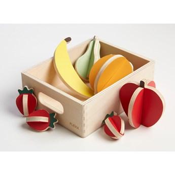 Dziecięcy sklep z owocami do zabawy Flexa Play Shop Fruits