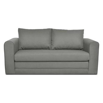 Szara sofa rozkładana Cosmopolitan Design Honolulu
