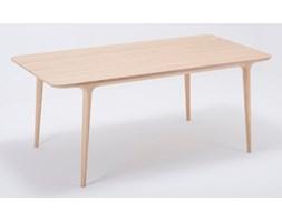 Stół z litego drewna dębowego Gazzda Fawn, 180x90cm
