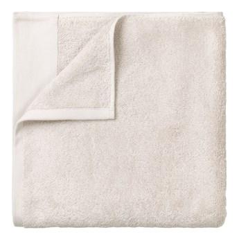 Biały bawełniany ręcznik kąpielowy Blomus, 100x200 cm