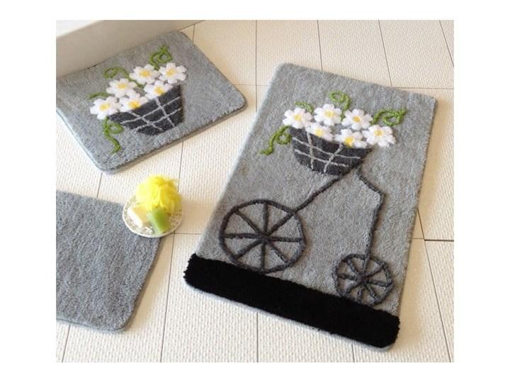 Komplet 3 dywaników łazienkowych Alessia Alacati