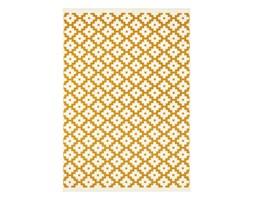 Żółty dywan Hanse Home Celebration Raggo, 80x150 cm