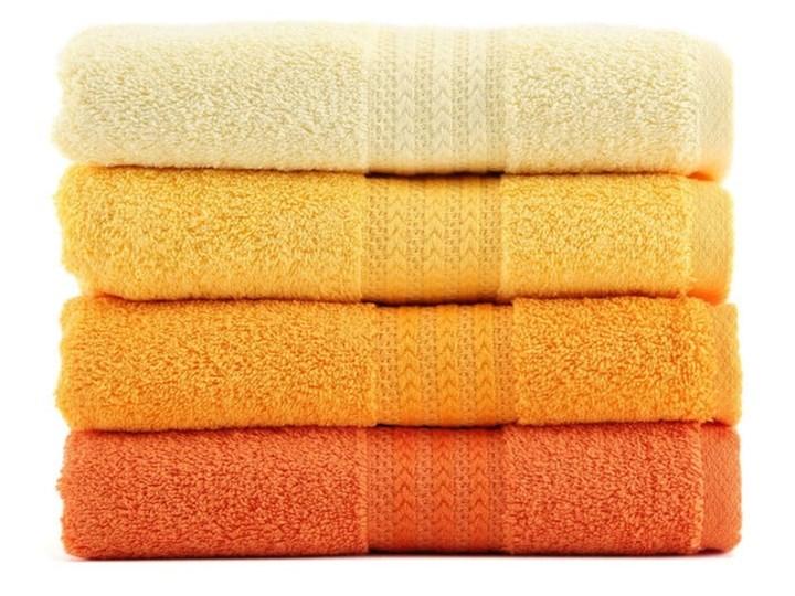 Zestaw 4 ręczników Rainbow Daisy, 50x90cm Bawełna Łazienkowe Komplet ręczników Kategoria Ręczniki