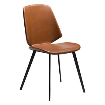 Jasnobrązowe krzesło DAN-FORM Denmark Swing
