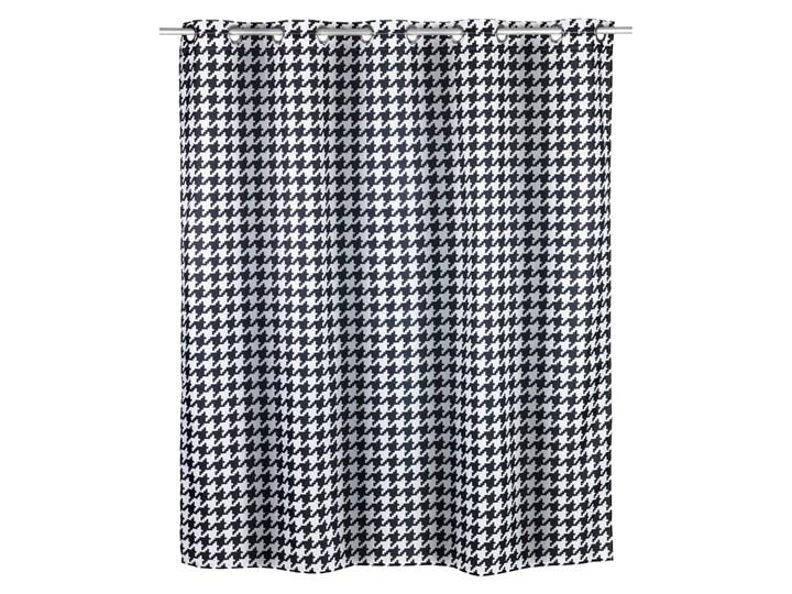 Zasłona prysznicowa odporna na pleśń Wenko Fashion Flex, 120x200 cm