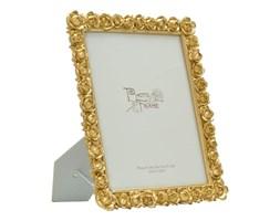 Ramka stołowa na zdjęcie w złotej barwie Mauro Ferretti Rose, 20x25 cm