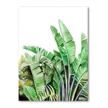 Tapeta samoprzylepna Jungle Leaves