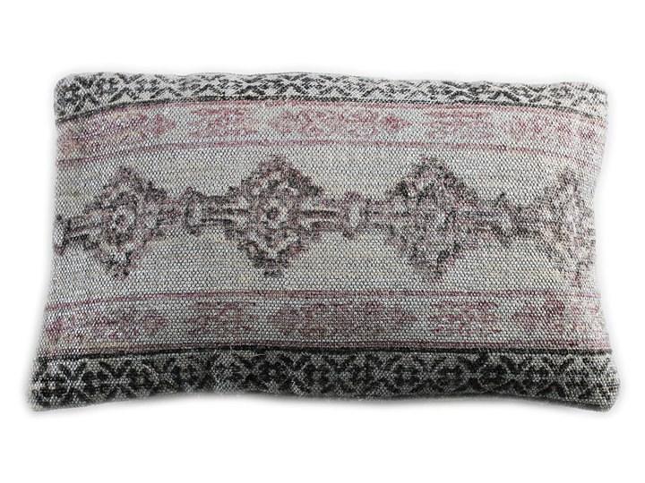 Poszewka na poduszkę Lily Bawełna 30x50 cm Poszewka dekoracyjna Kolor Szary