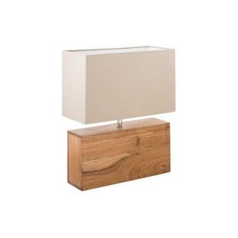 Lampa stołowa Wood Nature