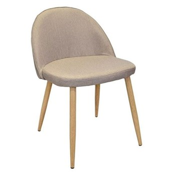 Krzesła Mona Linne Dark, 2 szt.