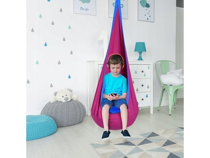 Kokon huśtawka podwieszana dla dzieci Bawełna Metal Kategoria Huśtawki dla dzieci
