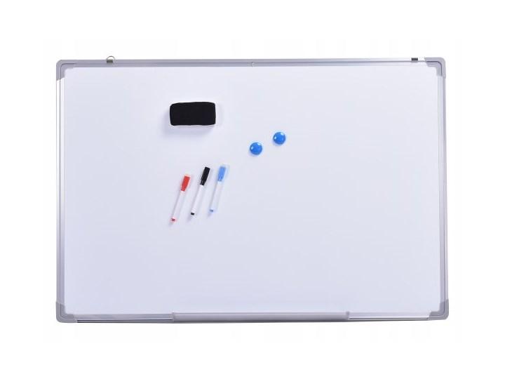 Tablica magnetyczna suchościeralna 40x60 cm Tablice suchościeralne Tablice magnetyczne Magnesy Kategoria Tablice magnetyczne