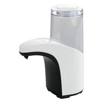 Biały dozownik do mydła z czujnikiem Wenko
