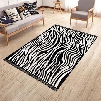 Dwustronny dywan odpowiedni do prania Kate Louise Doube Sided Rug Zebra, 120x180 cm