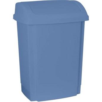 Kosz na śmieci PLAST TEAM Swing 10L Niebieski